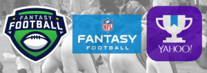ESPN Yahoo nfl.com Logos
