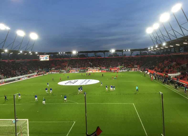 FC Ingolstadt Hertha BSC 2015
