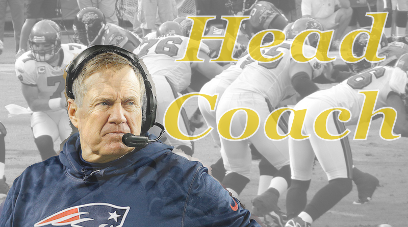Head Coach Trainer NFL