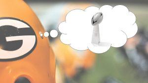 Titelträume Packers NFL