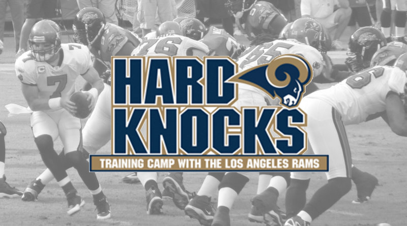 Rams NFL Films Camp