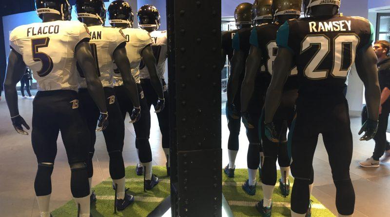 NFLUK Ravens Jaguars