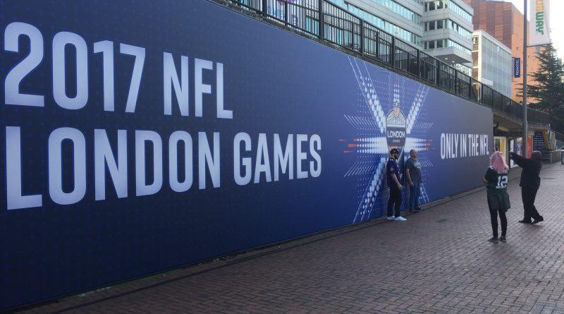 NFL UK Ravens Jaguars Wembley