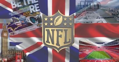 NFLUK Wembley Jaguars Ravens