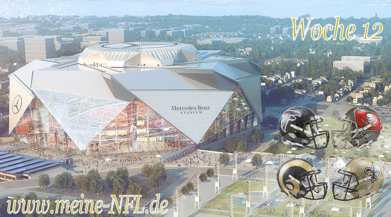 NFL #ranNFL Saints Falcons Rams Buccaneers