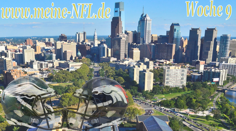 NFL Eagles Broncos #ranNFL