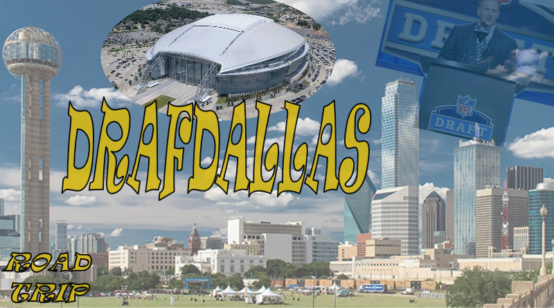 NFL Draft Dallas Texas