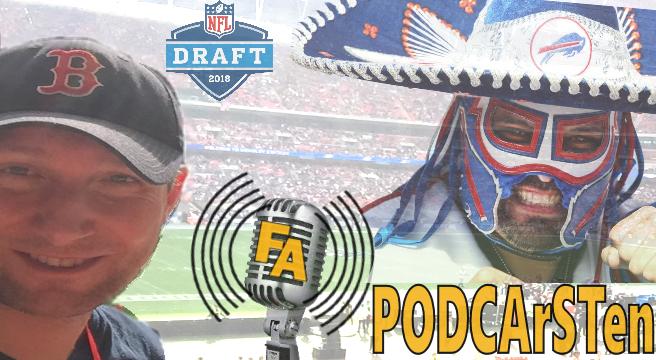 NFL Draft Huddle Dallas