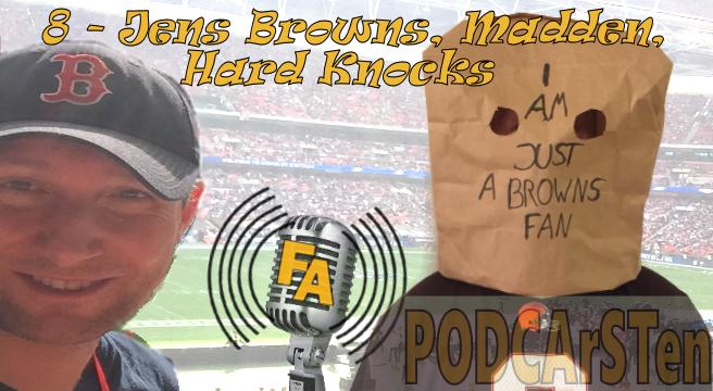 Browns Hard Knocks Madden EA