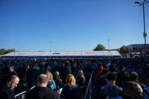 Wembley London Chargers titans