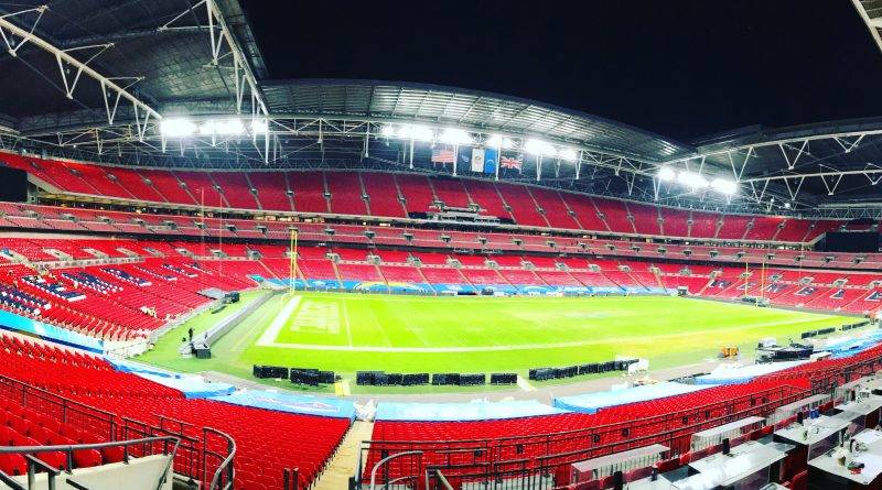 London Wembley Titans Chargers