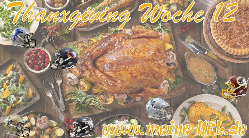 NFL Woche 12