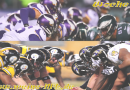 Woche 17 Ravens Eagles Vikings Steelers
