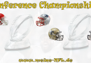 Conference Championships Chiefs Patriots Saints Rams