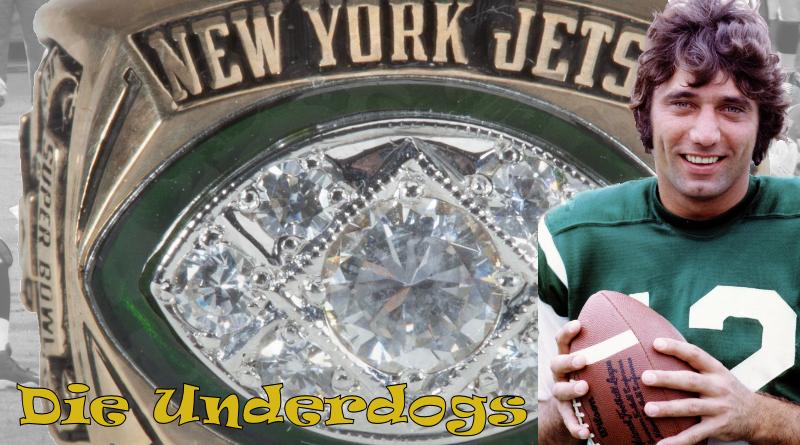 Die Underdogs der Super-Bowl-Geschichte