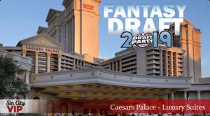 Vegas Draft Party