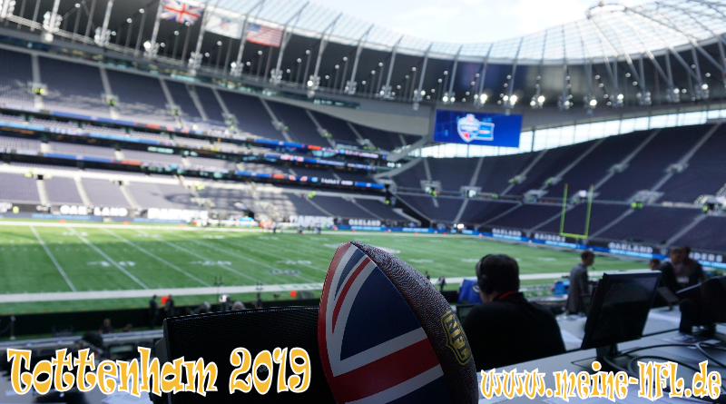 London NFL Bears Raiders