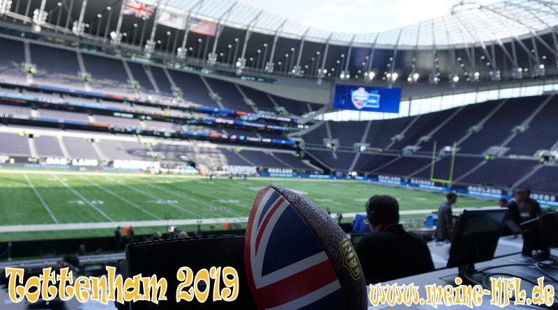 London NFL Bears Raiders