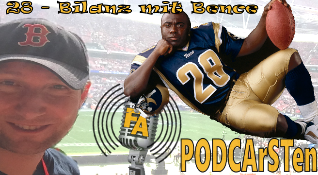 Marshall Faulk 28 Bilanz