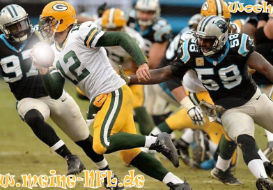 ranNFL Packers Panthers