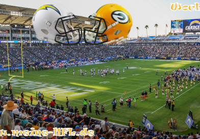 ranNFL Packers Chargers