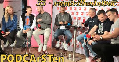 Icke ran ProSieben ranGrillen