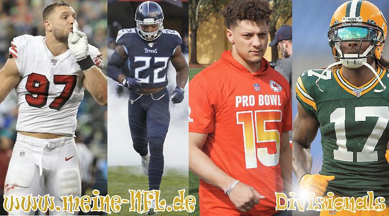 Titans Ravens 49ers Vikings Chiefs Texans Seahawks Packers