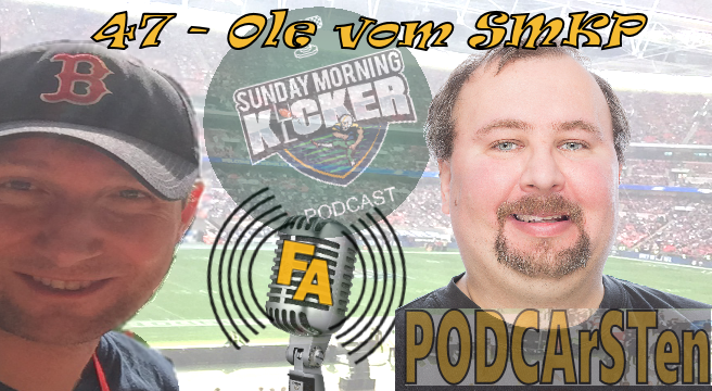 Sunday Morning Kicker Podcast
