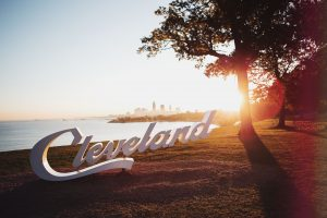 Cleveland The Land Ohio NFL Draft