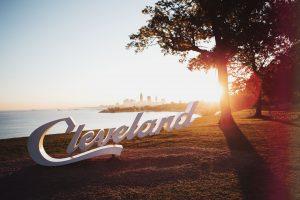 Cleveland The Land Ohio NFL Draft