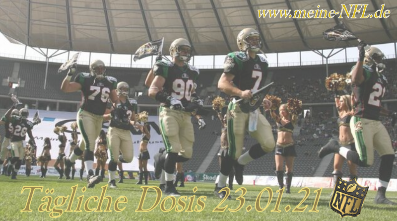 Berlin Thunder Ragone NFL Europe