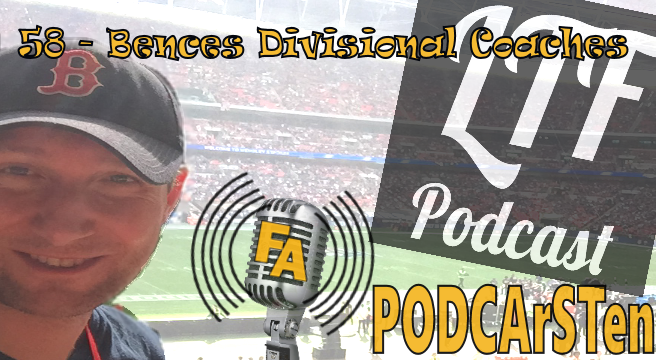 PODCArSTen American Football Podcast